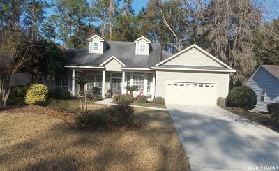 Alachua Single Family Home For Sale: 11022 NW Palmetto Boulevard