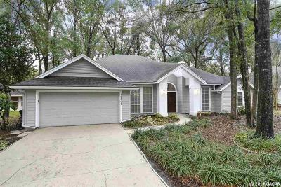 Gainesville Single Family Home For Sale: 10004 SW 41st Road