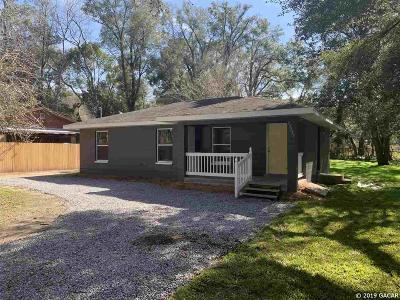 Alachua Single Family Home For Sale: 13227 NW 157TH Avenue