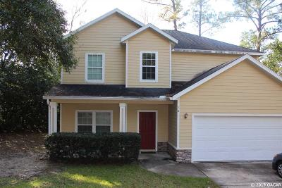 Gainesville Single Family Home For Sale: 16 NW 29 Street