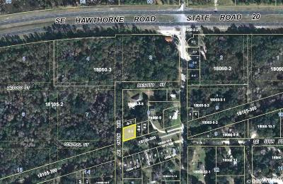 Hawthorne Residential Lots & Land For Sale: SE 150th Terrace