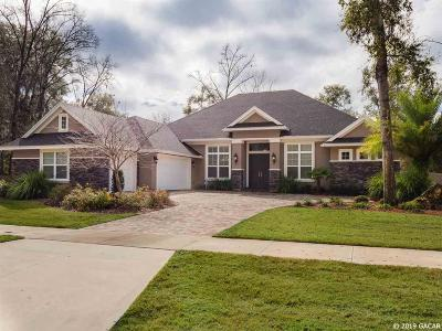 Gainesville Single Family Home For Sale: 10277 SW 39th Place