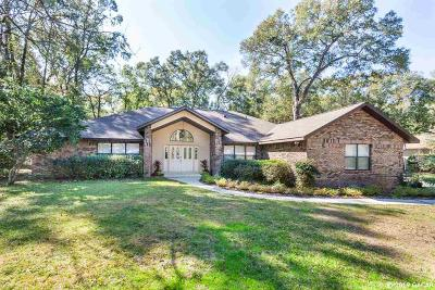 Gainesville Single Family Home For Sale: 2018 SW 83rd Court