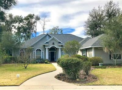Gainesville Single Family Home For Sale: 8623 SW 10TH Road