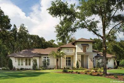Gainesville FL Single Family Home Pending: $1,158,901