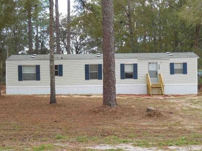 Williston Single Family Home For Sale: 4620 NE 140 Court