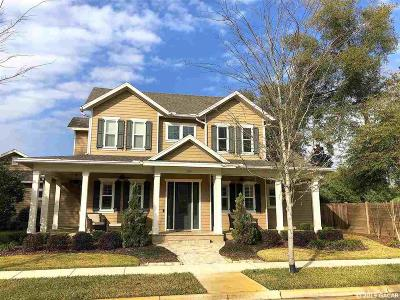 Newberry Single Family Home For Sale: 740 SW 135th Way