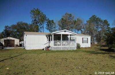 Bronson Single Family Home Pending: 10211 NE 58TH Lane