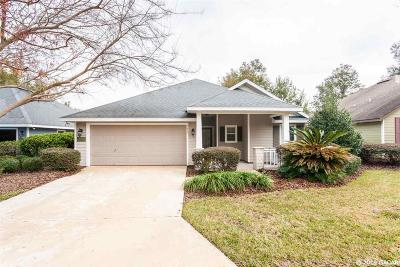 Gainesville Single Family Home For Sale: 7445 SW 85th Drive