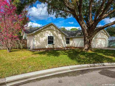 Gainesville Single Family Home For Sale: 3928 NW 58th Avenue