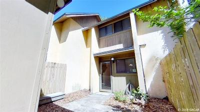 Gainesville Condo/Townhouse For Sale: 4131 NW 44th Drive