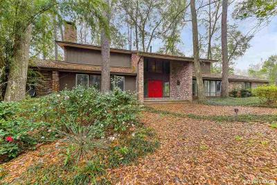 Gainesville Single Family Home For Sale: 2605 NW 5 Place