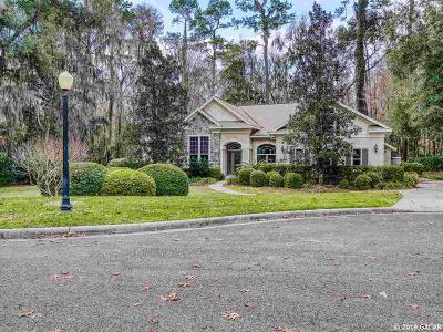 Gainesville Single Family Home For Sale: 5708 NW 27th Place