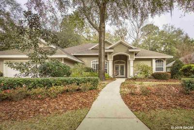 Gainesville Single Family Home For Sale: 3633 SW 94th Way
