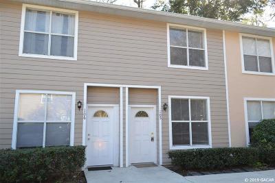 Gainesville FL Condo/Townhouse For Sale: $118,900