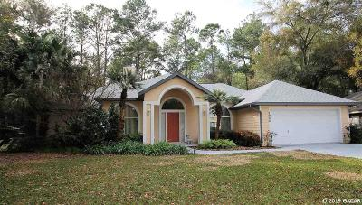 Gainesville Single Family Home For Sale: 1934 NW 89th Drive