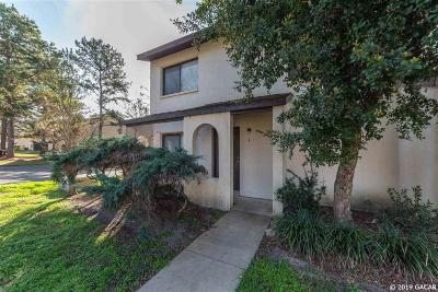 Gainesville FL Condo/Townhouse For Sale: $115,000