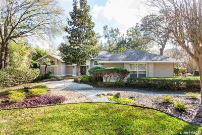 Gainesville Single Family Home For Sale: 8307 SW 17th Lane