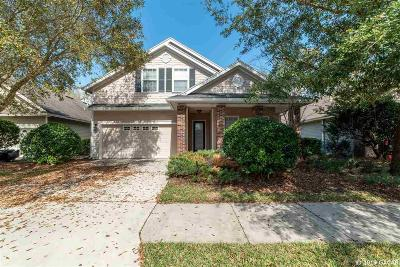 Gainesville Single Family Home For Sale: 8772 SW 25TH Road
