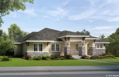 Newberry Single Family Home For Sale: 955 SW 137 Way