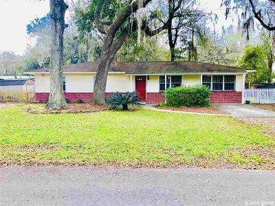 Newberry Single Family Home Pending: 26511 SW 4th Road