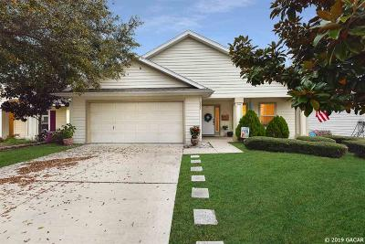Gainesville FL Single Family Home For Sale: $199,000