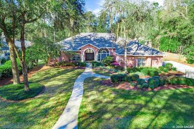Gainesville FL Single Family Home For Sale: $599,000