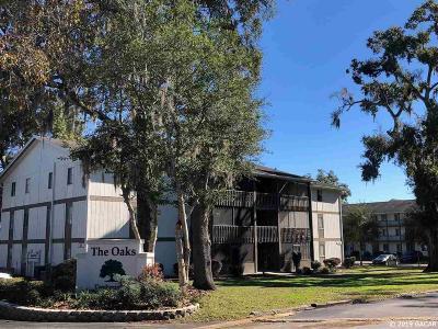 Gainesville FL Condo/Townhouse For Sale: $94,000