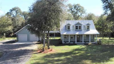 Hawthorne Single Family Home For Sale: 2723 SE 171st Street