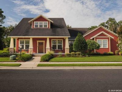 Gainesville FL Single Family Home For Sale: $589,900