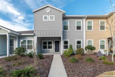 Gainesville FL Condo/Townhouse For Sale: $205,000
