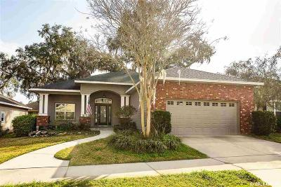 Gainesville FL Single Family Home For Sale: $350,000