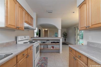 Gainesville FL Single Family Home For Sale: $125,000