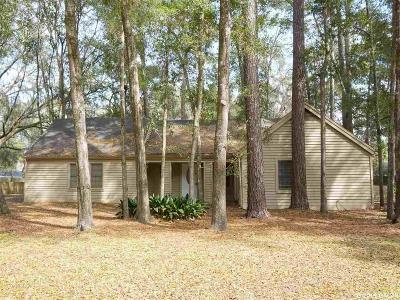Gainesville FL Single Family Home For Sale: $157,700