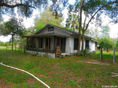 Hawthorne Single Family Home For Sale: 21717 SE US Hwy301