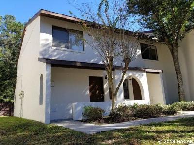 Gainesville FL Condo/Townhouse For Sale: $93,500