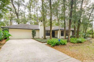 Gainesville FL Single Family Home For Sale: $258,000