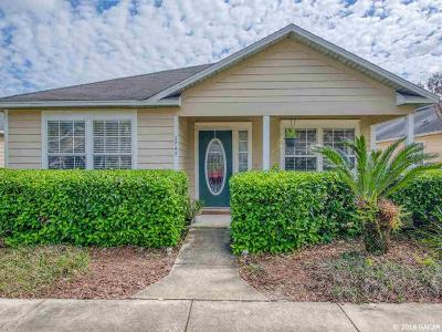 Gainesville Single Family Home Pending: 3745 NW 27th Street