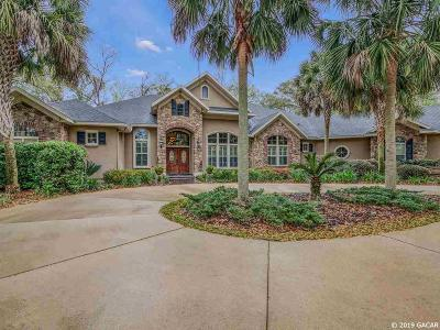 Gainesville Single Family Home For Sale: 9008 SW 17th Avenue