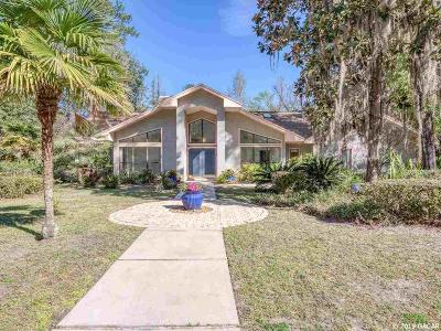 Gainesville Single Family Home For Sale: 5116 NW 50th Lane