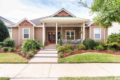 Newberry Single Family Home For Sale: 242 SW 128th Terrace