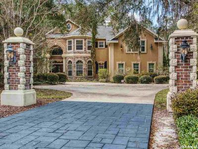 Gainesville Single Family Home For Sale: 7334 SW 120th Street