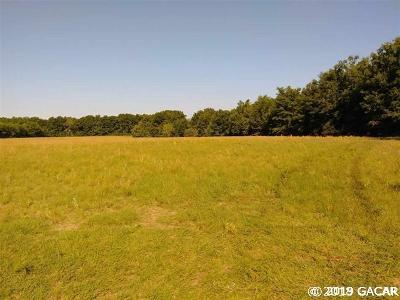 High Springs Residential Lots & Land For Sale: NE County Road 337
