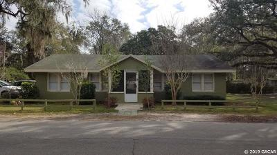 Newberry Single Family Home Pending: 201 SW 254th Street