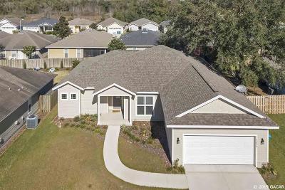 Alachua Single Family Home For Sale: 15924 NW 121st Lane