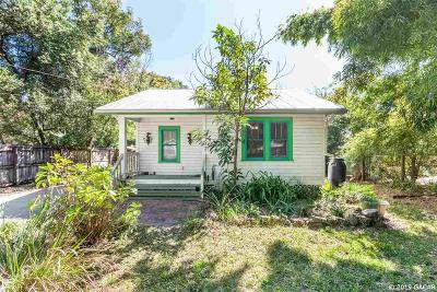 Gainesville Single Family Home Pending: 815 NW 17TH Avenue