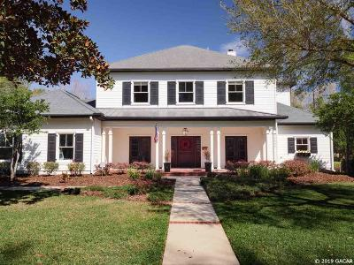 Gainesville Single Family Home For Sale: 10466 SW 25TH Place