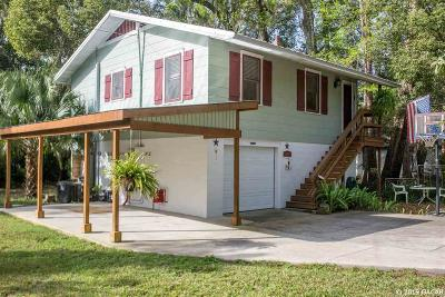 Gainesville Single Family Home For Sale: 815 NE 9th Avenue