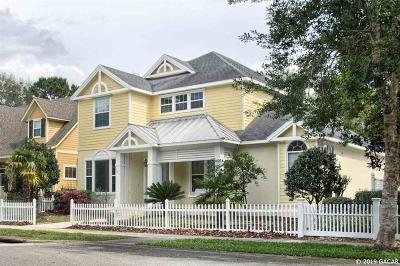 Newberry Single Family Home For Sale: 251 SW 129TH Terrace