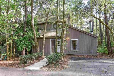 Gainesville Single Family Home For Sale: 8315 SW 46 Lane